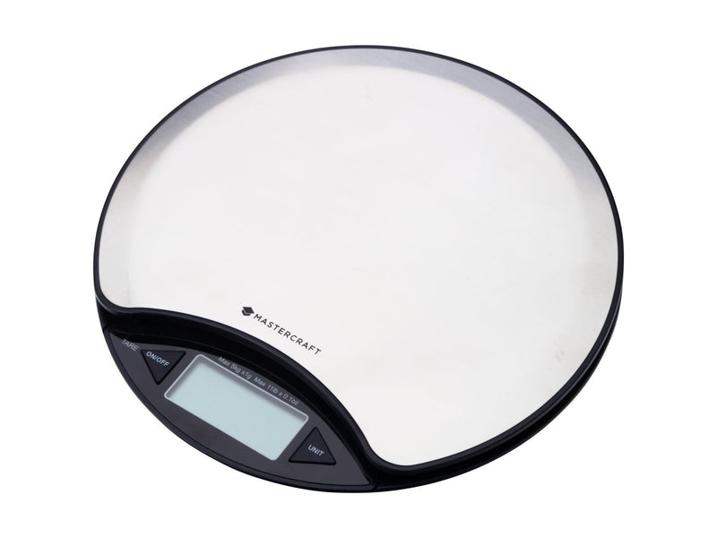 MC Electronic Round Dual Scale 5kg Gift Boxed HK1035