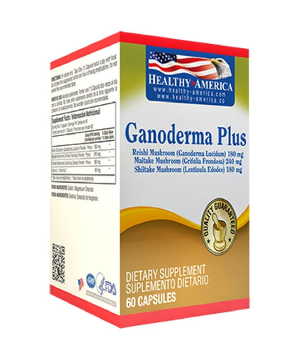 Ganoderma Plus X 60 Cap