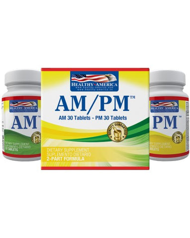 AM PM Daily Cleanse X 60 Tab