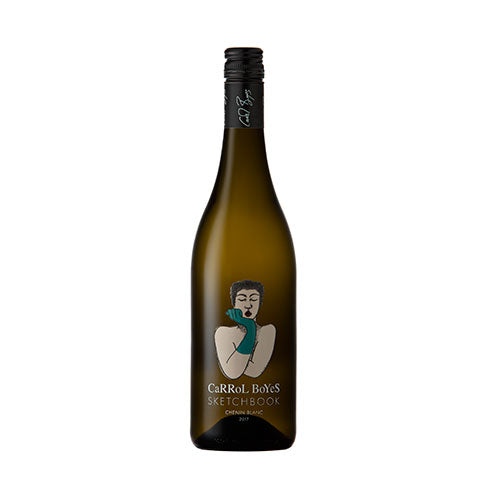 Carrol Boyes Sketchbook Chenin Blanc 2017 6 x 750ml