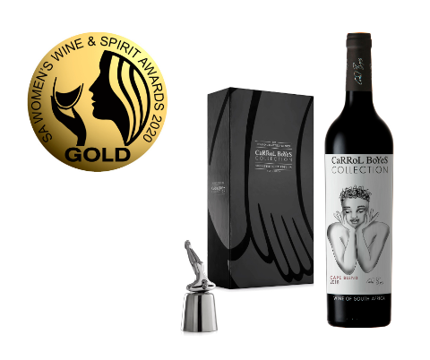 Carrol Boyes Gift Set - Cape Blend 2015 - 6 GIFT SETS PER BOX