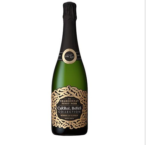 Carrol Boyes Collection MCC 2015 - 6 X 750 ml (ONLY AVAILABLE IN GAUTENG)