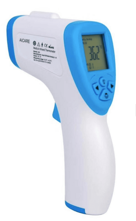Infrared Contact-Less Thermometer