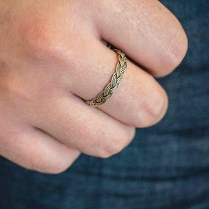 Braided Ring