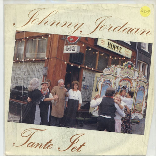 Johnny Jordaan - Tante Jet