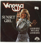 Vanessa - Sunset Girl
