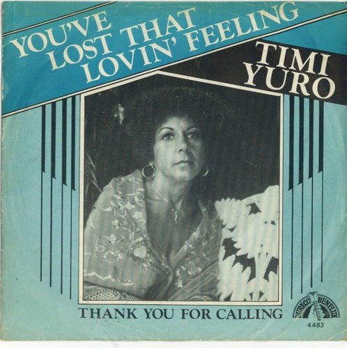 Timi Yuro - You've Lost That Lovin' Feeling
