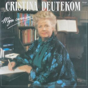 Cristina Deutekom - Mijn Carriere (LP)