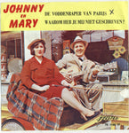 Johnny En Mary - De Voddenraper Van Parijs