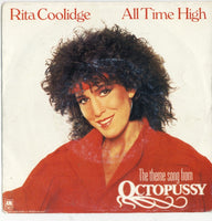 Rita Coolidge - All Time High (The Theme Song From Octopussy)