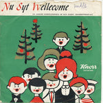 Unknown Artist - Nu Syt Wellecome (Knorr)