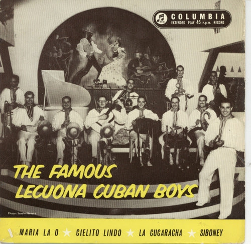 Lecuona Cuban Boys - The Famous Lecuona Cuban Boys (EP)