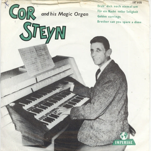 Cor Steyn - Cor Steyn And His Magic Organ