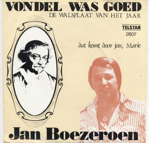 Jan Boezeroen - Vondel Was Goed