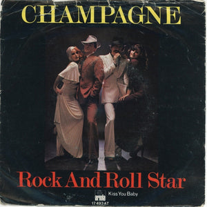 Champagne - Rock And Roll Star