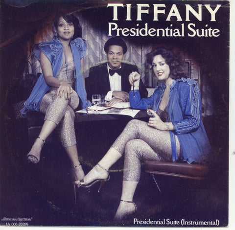Tiffany - Presidential Suite