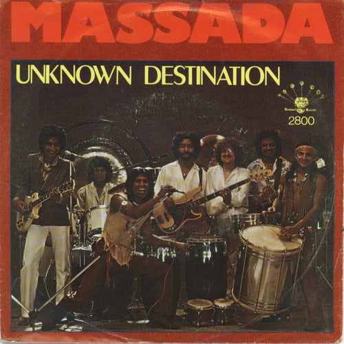 Massada - Unknown Destination