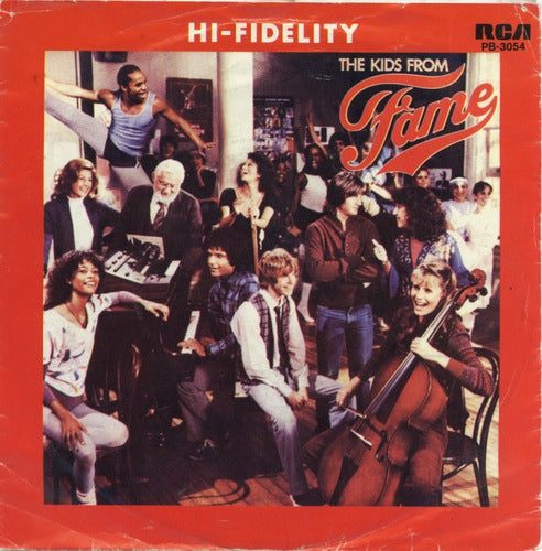 Kids From Fame - Hi-Fidelity