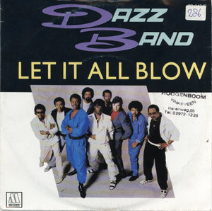 Dazz Band - Let It All Blow
