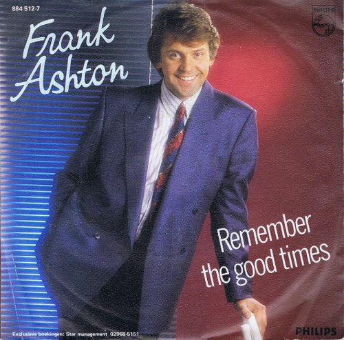 Frank Ashton - Remember The Good Times