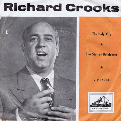 Richard Crooks - The Holy City