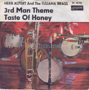 Herb Alpert And The Tijuana Brass - 3rd Man Theme