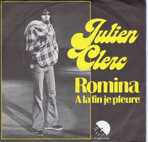 Julien Clerc - Romina