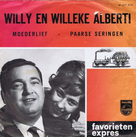 Willy en Willeke Alberti - Moederlief