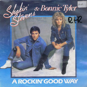 Shakin' Stevens & Bonnie Tyler - A Rocking Good Way