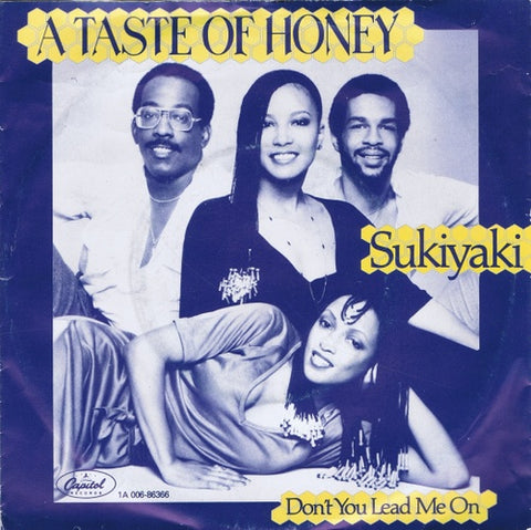 A taste of honey - Sukiyaki