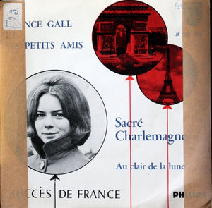 France Gall Et Ses Petits Amis - Sacre Charlemagne