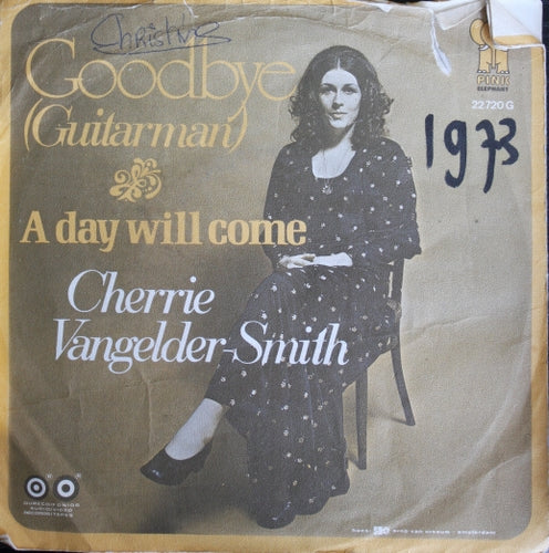 Cherrie Vangelder-Smith - Goodbye (Guitarman)