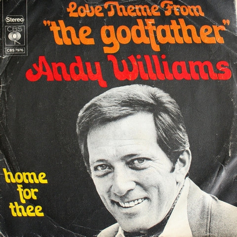 Andy Williams - Love Theme From The Godfather