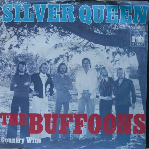 Buffoons - Silver Queen