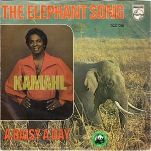 Kamahl - The Elephant Song