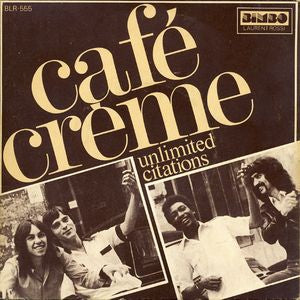 Cafe Creme - Unlimited Citations