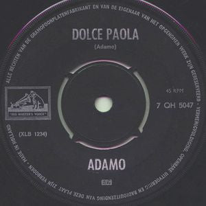 Adamo - Dolce Paola