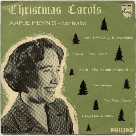 Aafje Heynis - Christmas Carols