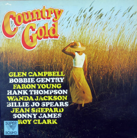 Various - Country Gold (LP)