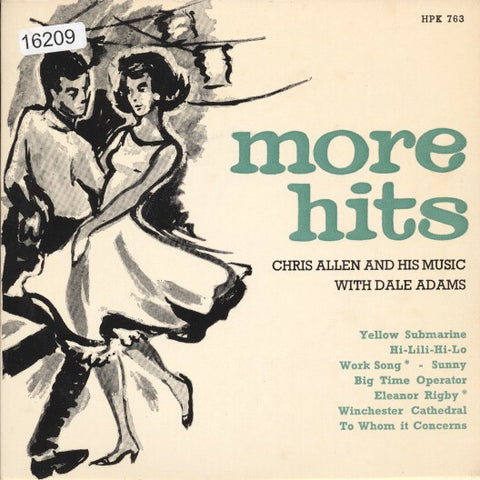 Chris Allen And His Music with Dale Adams - e Hits
