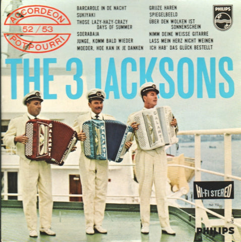 3 Jacksons - Accordeon Potpourri No. 52/53 (EP)