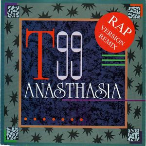 T99 - Anasthasia (Rap Version Remix)