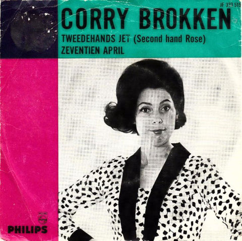 Corry Brokken - Tweedehands Jet (Second Hand Rose)