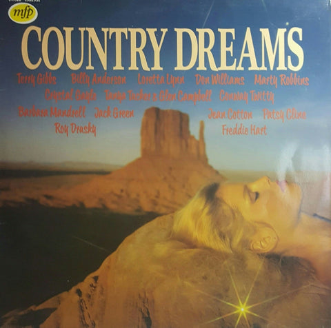 Various - Country Dreams (LP)