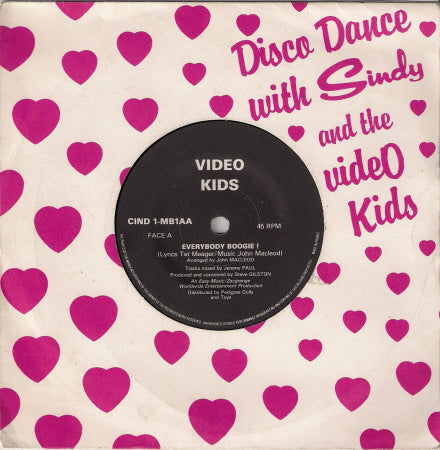 Video Kids - Everybody Boogie