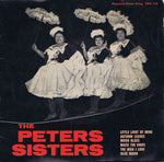 Peters Sisters - The Peters Sisters With The Pop Parade Orchestra (EP)