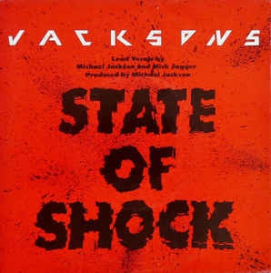 Jacksons - State Of Shock