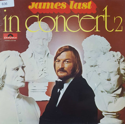 James Last - James Last In Concert 2 (LP)