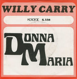 Willy Carry / De Vekes Van Het Bukenhof - Donna Maria