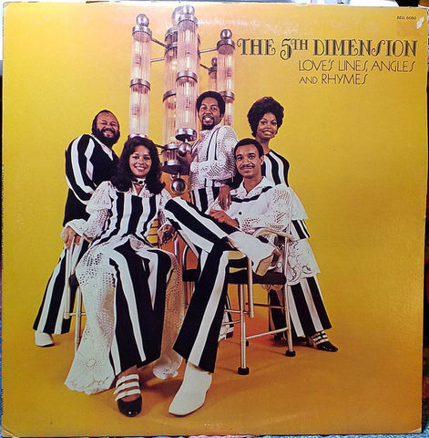 5th Dimension - Love's Lines, Angles And Rhymes (LP)